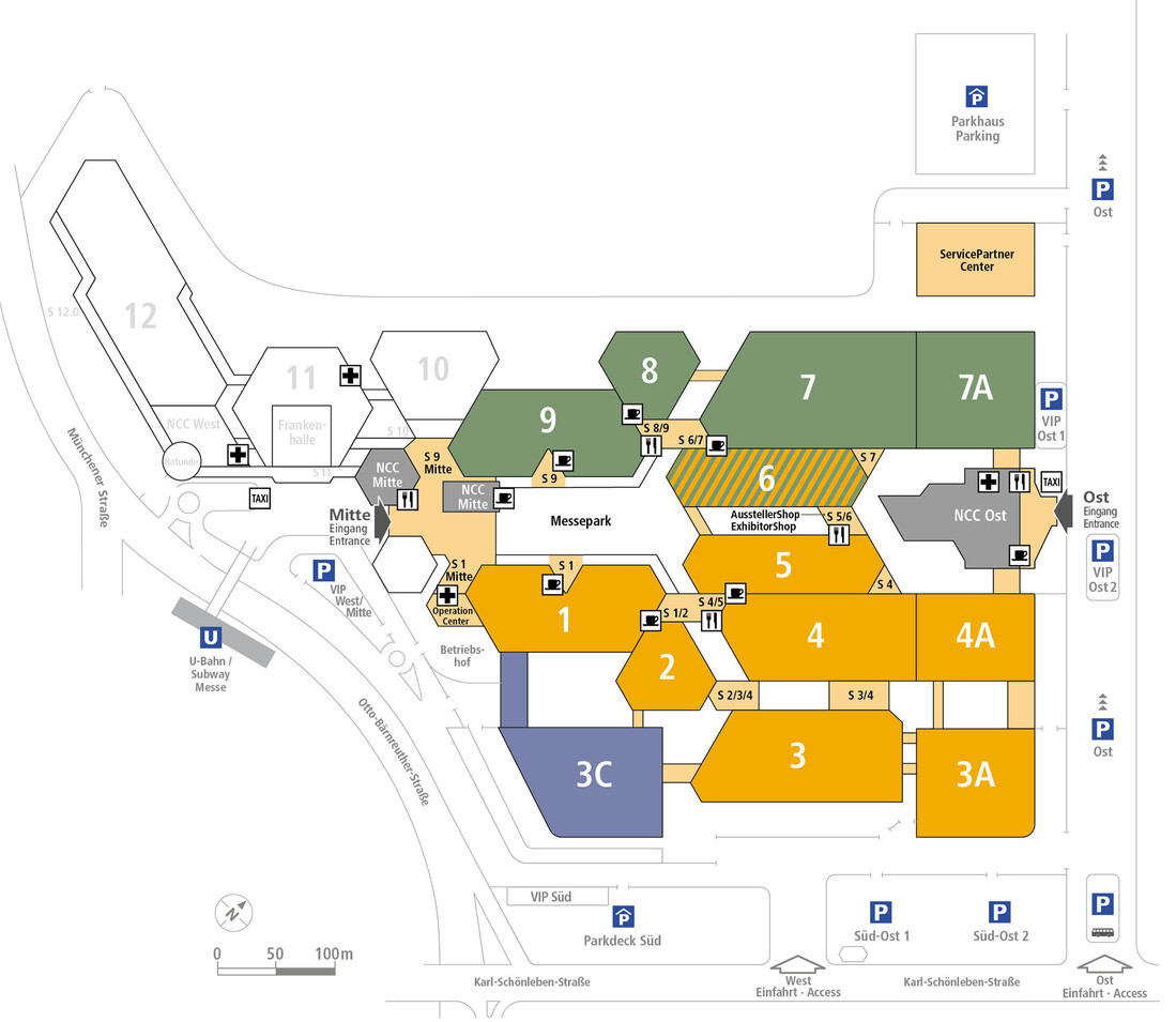 Floor Plan Biofach