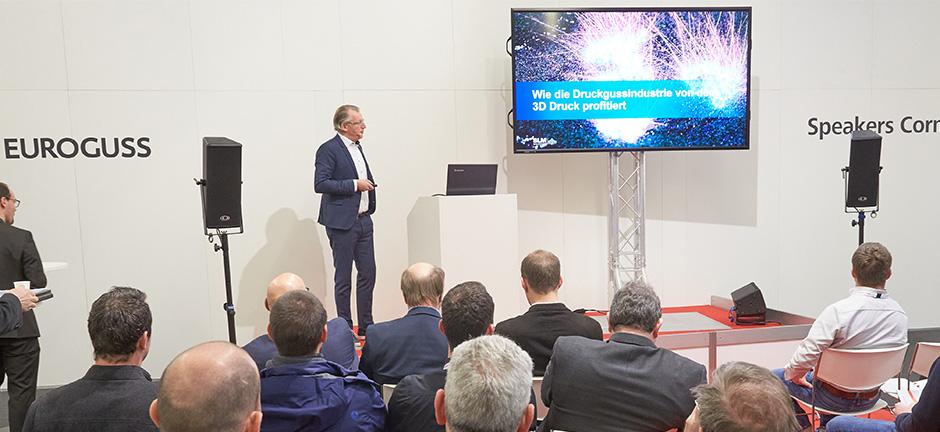 Rückblick EUROGUSS 2020 - Speakers Corner