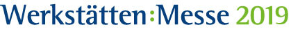 Logo Werkstätten:Messe 2019