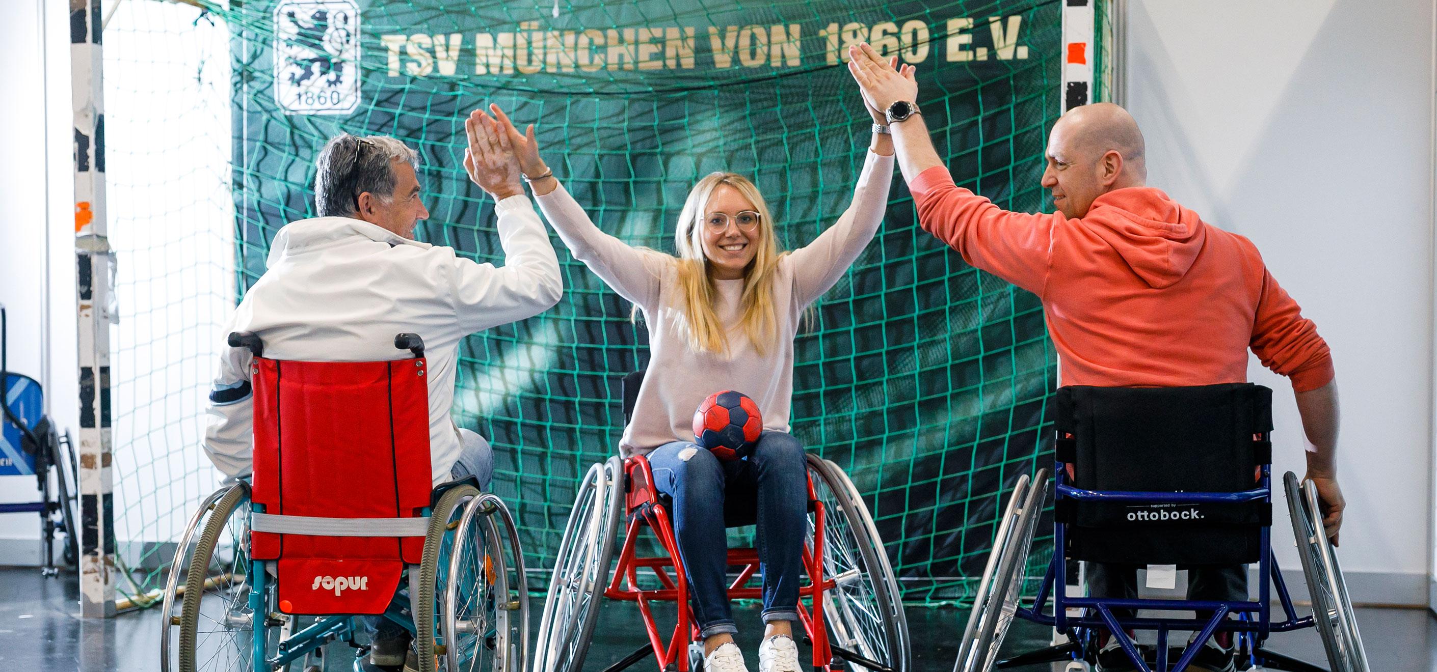 Rückblick Werkstätten:Messe 2020 - Sportprogramm