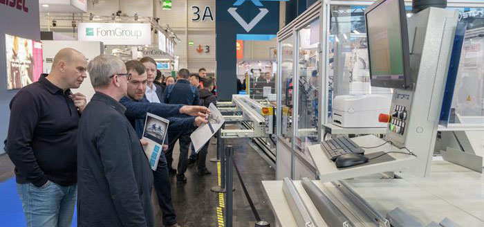 Review FENSTERBAU FRONTALE 2019 - Speech in the forum