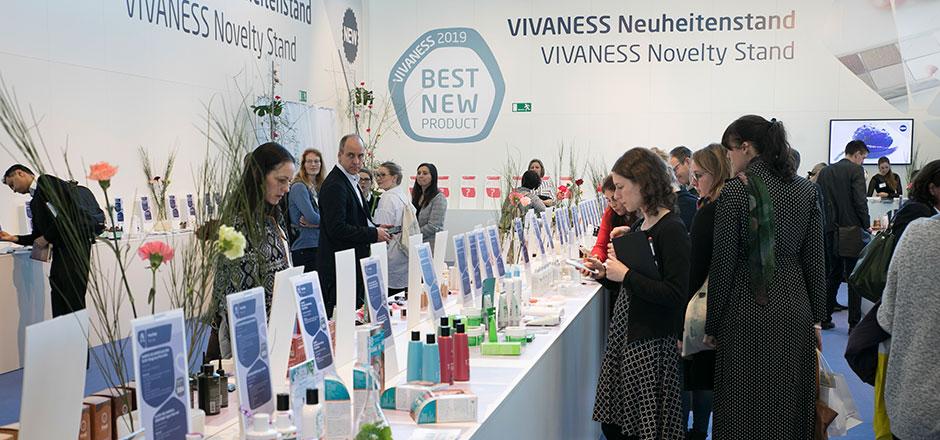 Rückblick VIVANESS 2019 - Produktneuheiten