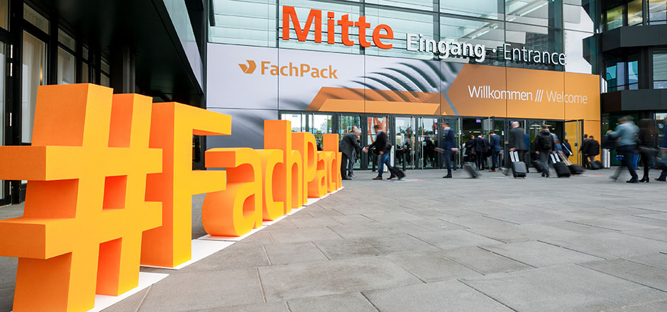 Review FACHPACK 2019 - entrance
