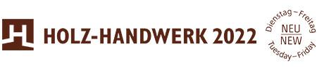 HOLZ-HANDWERK Logo & Button NEU Dienstag bis Freitag